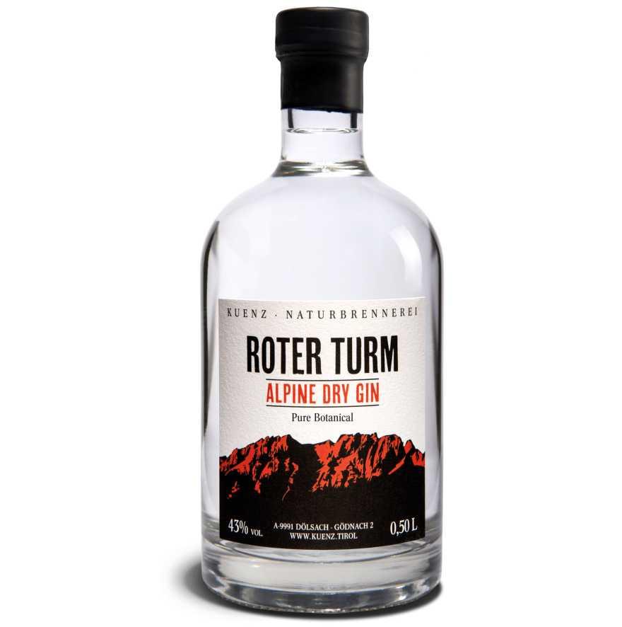 Roter Turm - Alpine Dry Gin