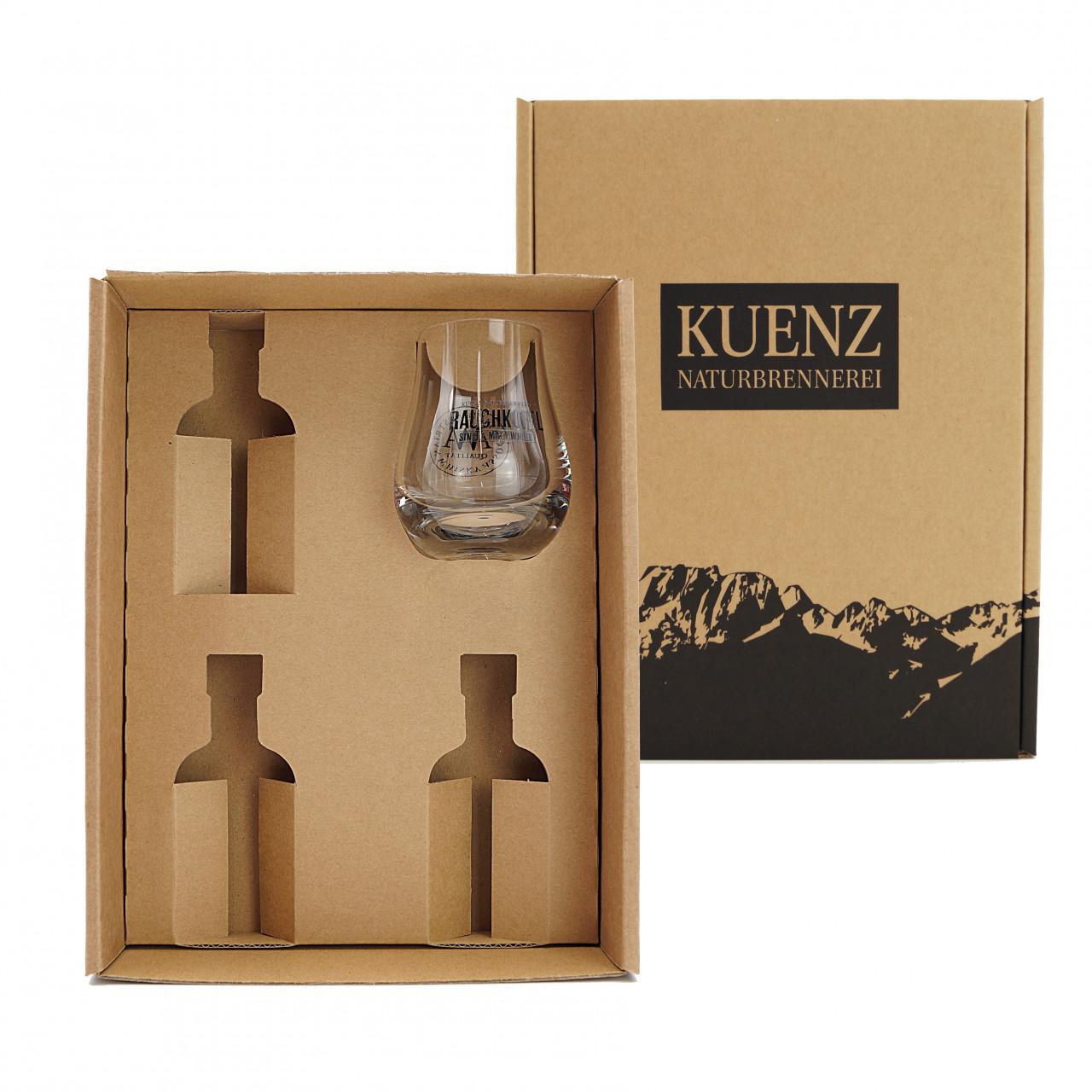 Box 3 Whiskyglas