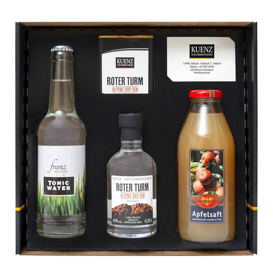 Geschenkbox Gin 3