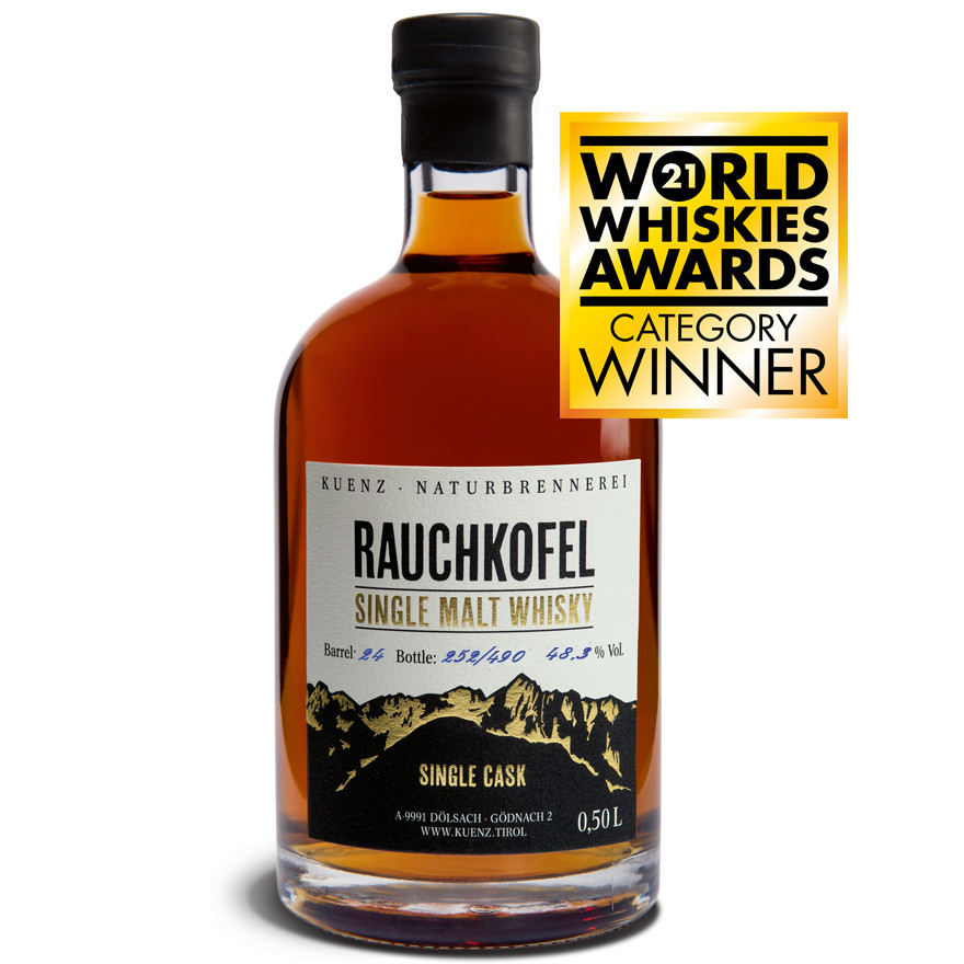 Rauchkofel - SINGLE CASK 24