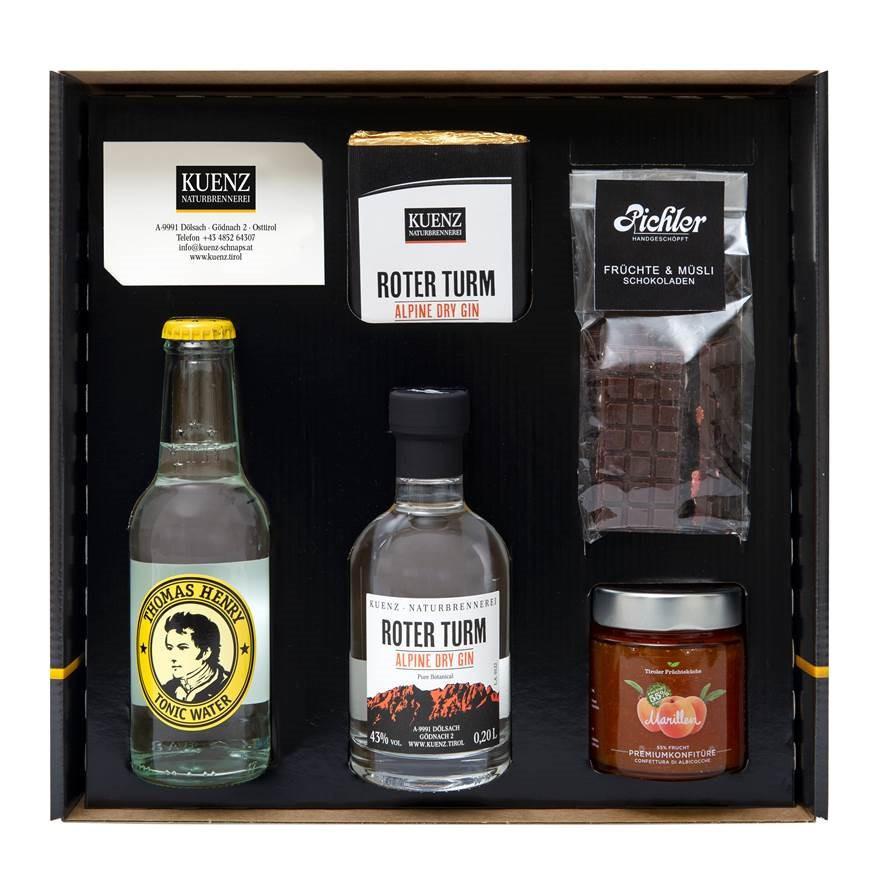 Geschenkbox Gin 2