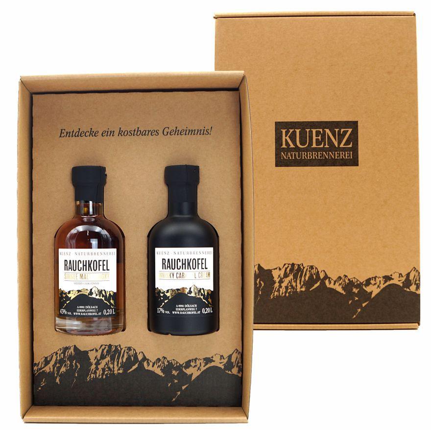 Box 7 - Cream / Whisky 200ml